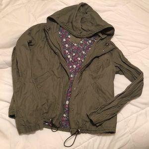 Cargo jacket